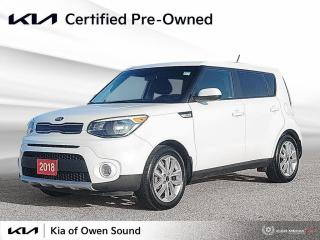 Used 2018 Kia Soul EX for sale in Owen Sound, ON