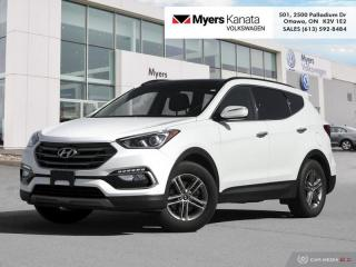 Used 2018 Hyundai Santa Fe Sport 2.4L SE AWD  - Sunroof for sale in Kanata, ON