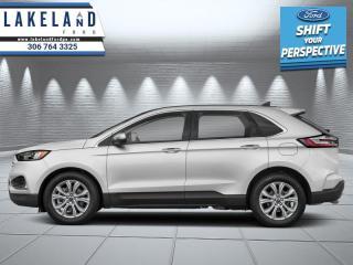 New 2021 Ford Edge Titanium  - $296 B/W for sale in Prince Albert, SK
