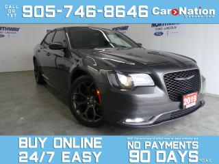 Used 2019 Chrysler 300 300S | LEATHER | PANO ROOF | NAV | ALLOY EDITION for sale in Brantford, ON
