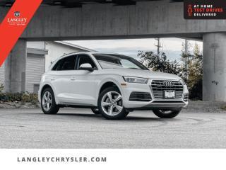 Used 2018 Audi Q5 2.0 TFSI quattro Progressiv  Leather/ Pano-Sunroof/ Navi/ Backup/ Accident Free for sale in Surrey, BC