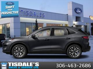 New 2021 Ford Escape Titanium AWD for sale in Kindersley, SK