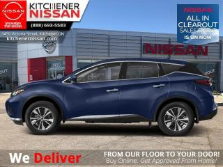 New 2021 Nissan Murano AWD SV  - Sunroof -  Heated Seats - $250 B/W for sale in Kitchener, ON