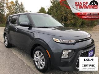 Used 2021 Kia Soul LX   Apple Carplay Android Auto - Low Mileage for sale in Timmins, ON