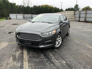Used 2015 Ford Fusion SE 2WD for sale in Cayuga, ON