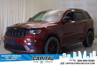 Used 2020 Jeep Grand Cherokee Limited X for sale in Regina, SK