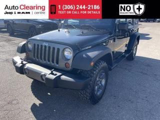 Used 2010 Jeep Wrangler Unlimited Mountain for sale in Saskatoon, SK