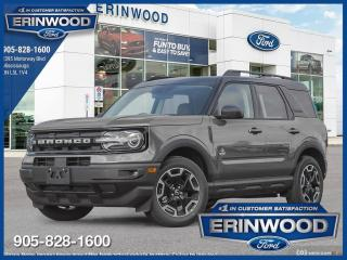 New 2021 Ford Bronco SPORT for sale in Mississauga, ON