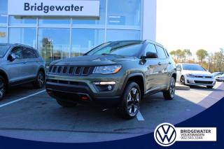 Used 2017 Jeep Compass Trailhawk for sale in Hebbville, NS