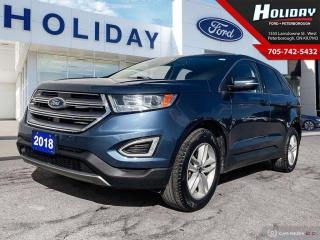 Used 2018 Ford Edge SEL for sale in Peterborough, ON