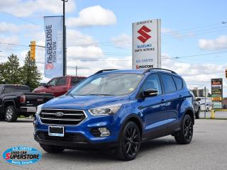 Used 2017 Ford Escape Titanium 4x4 ~Nav ~Cam ~Heated Seats ~Pano Roof for sale in Barrie, ON