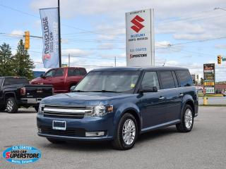 Used 2018 Ford Flex SEL AWD ~6-Passenger ~Heated Seats ~Cam ~Bluetooth for sale in Barrie, ON