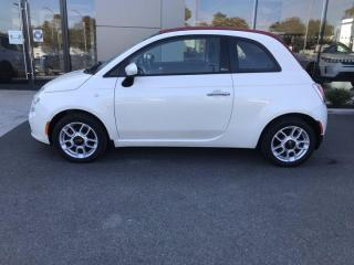 Used 2015 Fiat 500 C Pop for sale in Halifax, NS