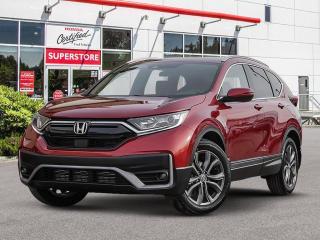 New 2020 Honda CR-V Sport for sale in Port Moody, BC