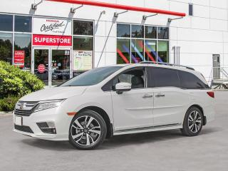 New 2020 Honda Odyssey Touring for sale in Port Moody, BC