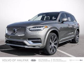 New 2022 Volvo XC90 Inscription for sale in Halifax, NS