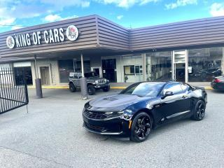 Used 2021 Chevrolet Camaro LT1 for sale in Langley, BC