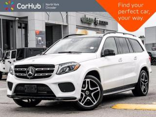 Used 2019 Mercedes-Benz GLS 450 4MATIC Heated Massage Seats Backup & 360 Cameras for sale in Thornhill, ON