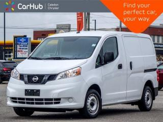 Used 2021 Nissan NV200 Compact Cargo S Only Bluetooth Backup Camera Power Windows Power Locks for sale in Bolton, ON