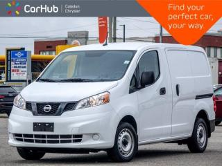 Used 2021 Nissan NV200 Compact Cargo S Only 256 Km Bluetooth Backup Camera Power Windows Power Locks for sale in Bolton, ON
