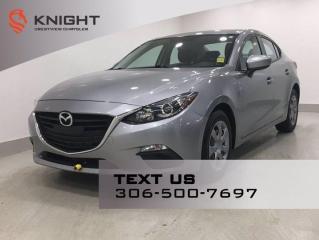 Used 2014 Mazda MAZDA3 GX-SKY for sale in Regina, SK