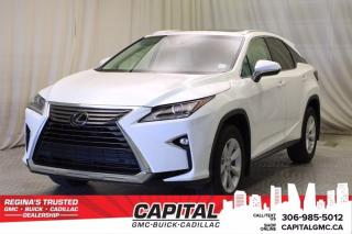 Used 2017 Lexus RX 350 AWD*LEATHER*SUNROOF* for sale in Regina, SK