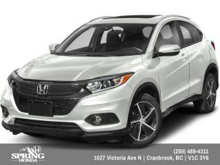 New 2022 Honda HR-V Sport for sale in Cranbrook, BC