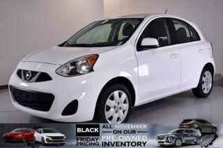 Used 2015 Nissan Micra HB for sale in Mississauga, ON