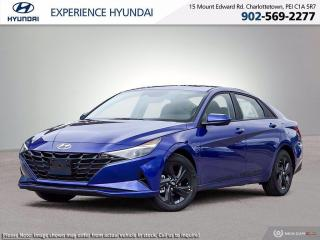 New 2022 Hyundai Elantra Preferred w/Sun & Tech pkg for sale in Charlottetown, PE
