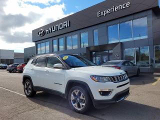 Used 2019 Jeep Compass LIMITED for sale in Charlottetown, PE