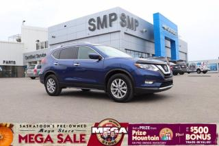 Used 2018 Nissan Rogue SV- AWD, Sunroof, Navigation, Remote Start, Pwr Lift Gate for sale in Saskatoon, SK