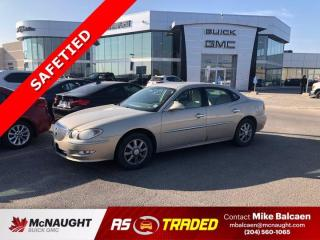 Used 2008 Buick Allure CXL for sale in Winnipeg, MB