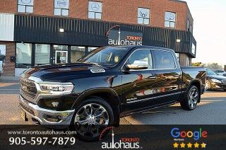 Used 2019 RAM 1500 Limited I Harmon Kardon I No Accidents for sale in Concord, ON