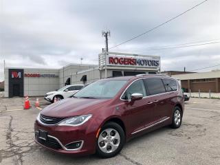 Used 2018 Chrysler Pacifica LTD - NAVI - DVD - PANO ROOF - SELF PARKING for sale in Oakville, ON