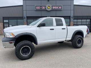 Used 2015 RAM 1500 4WD Quad Cab 140.5  ST for sale in Thunder Bay, ON