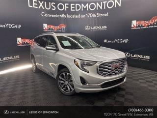 Used 2018 GMC Terrain Denali for sale in Edmonton, AB