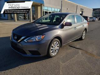 Used 2018 Nissan Sentra 1.8 SV - Bluetooth -  Heated Seats for sale in Steinbach, MB