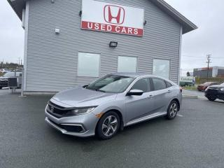 Used 2019 Honda Civic SEDAN LX for sale in St. John's, NL