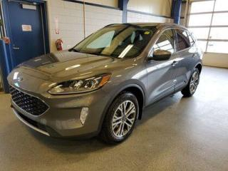 New 2021 Ford Escape SEL AWD for sale in Moose Jaw, SK
