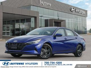 New 2022 Hyundai Elantra Preferred IVT for sale in Barrie, ON