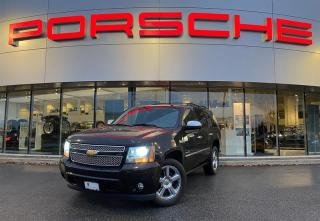 Used 2013 Chevrolet Tahoe LTZ 4WD 1SF for sale in Langley City, BC