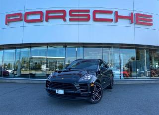 Used 2020 Porsche Macan S for sale in Langley City, BC