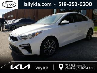 Used 2019 Kia Forte EX+ 3.99% Fiancing available #HTD Seats #Low pmts! for sale in Chatham, ON