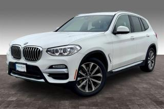 Used 2019 BMW X3 xDrive30i for sale in Langley, BC