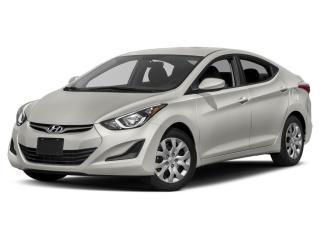 Used 2014 Hyundai Elantra GL for sale in Midland, ON
