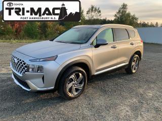 Used 2021 Hyundai Santa Fe AWD,PREFERRED for sale in Port Hawkesbury, NS