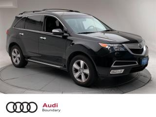 Used 2013 Acura MDX Tech 6sp at for sale in Burnaby, BC