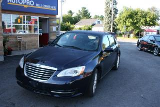 Used 2011 Chrysler 200 LX for sale in Nepean, ON