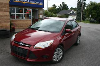 Used 2013 Ford Focus SE for sale in Nepean, ON