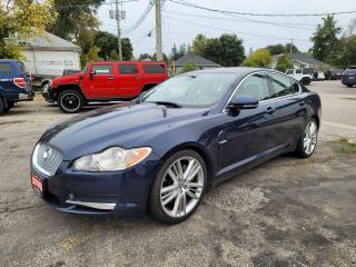 Used 2010 Jaguar XF Premium Luxury for sale in Brantford, ON